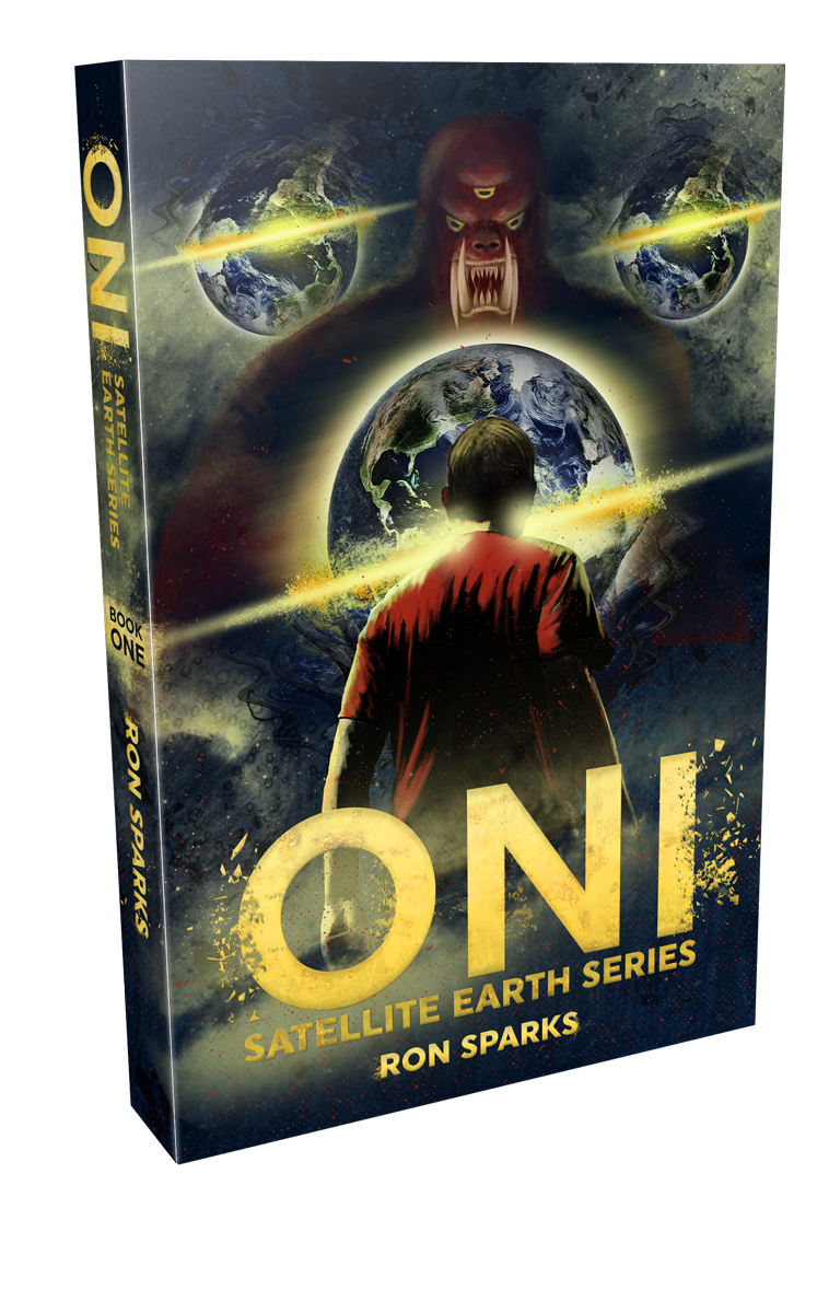 Oni: a Sci-Fi Novel by Ron Sparks