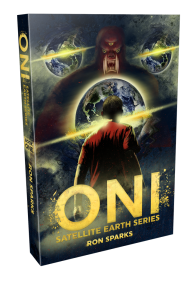 Oni book cover - a Sci-Fi novel by Ron Sparks