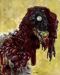 Zombie Gobble Gobble