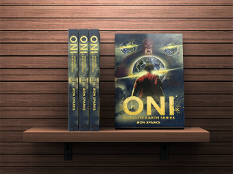 ONI: Sci-Fi adventure by Ron Sparks