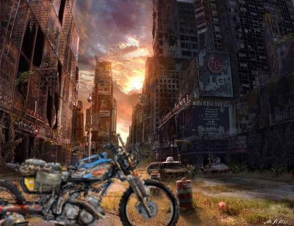 Telepaths Always Ride Motorcycles – CH2
